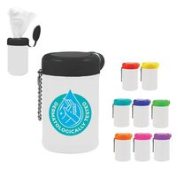 Custom Portable Wet Wipes In A Canister