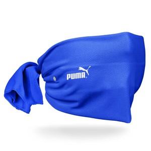 Riveted Cooling Towel Tie Back Face Mask