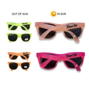 Color Changing Sunnies