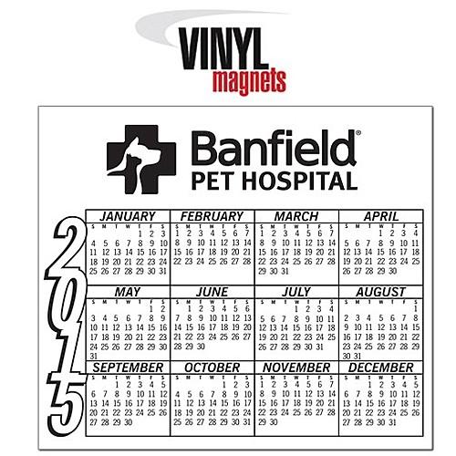 Photo of Calendar Magnet
