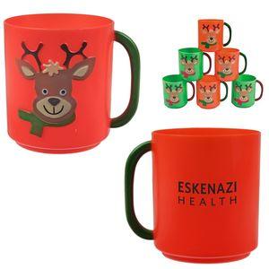 8oz Reindeer Mug