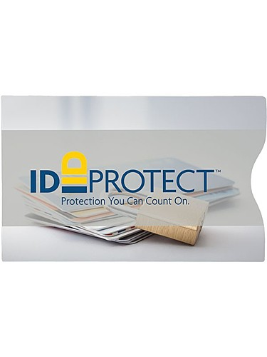 Rfid Blocker Credit Card Sleeve