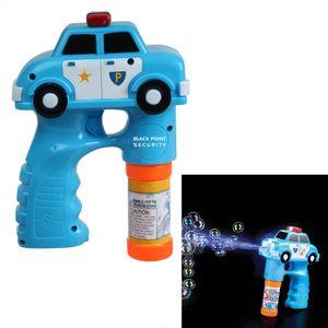 Police Bubble Blaster