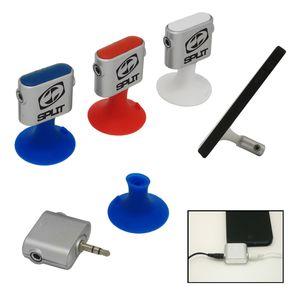 Phone Stand & Splitter
