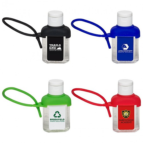 Photo of Caddy Strap One Ounce Alcohol Free Hand Sanitizer