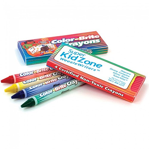 Color Brite Crayons