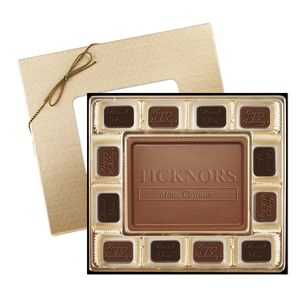 Small Custom Chocolate Delight Gift Box