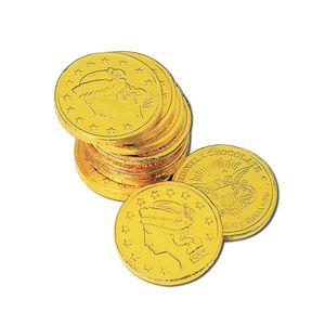 Liberty/Blank Chocolate Coin