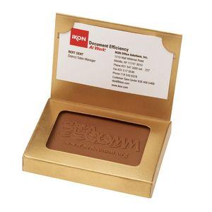 Custom Chocolate Cookies   Cookie Business Card Box