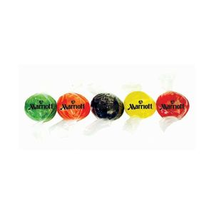 Imprinted Fruit Buttons