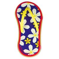 Floral Blue Flip Flop Mint Tin
