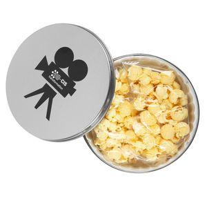 Movie Reel Tin   Butter Popcorn