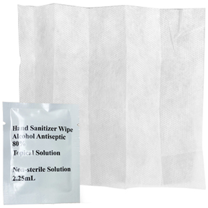 Hand Sanitizer Wipes 80% Alcohol