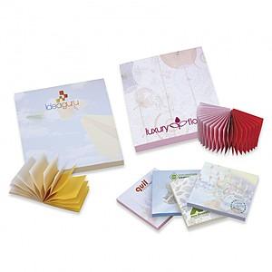 """Bic 3"""" 3"""" Adhesive Spring Notepad, 50 Sheet"""