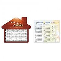 Bic 30 Mil Calendar Magnet