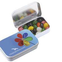 Rectangular Tin   Jelly Beans