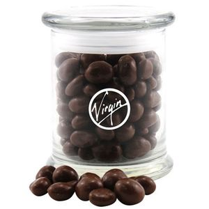 Jar With Choc Covered Peanuts