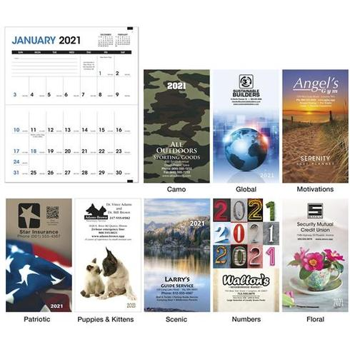 Photo of Colorful Impressions Monthly Pocket Planner