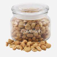 Jar With Peanuts
