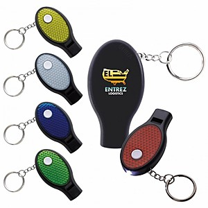 Dual Function Whistle And Keylight