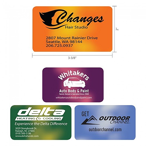 Photo of Flexible Mood Business Card