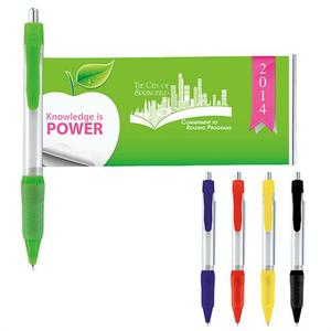 Grip Banner Pen