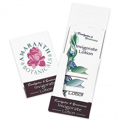 Invigorate Lotion Pocket Pack