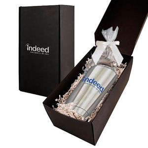 Tumbler Gift Set With Milk Chocolate Pretzels
