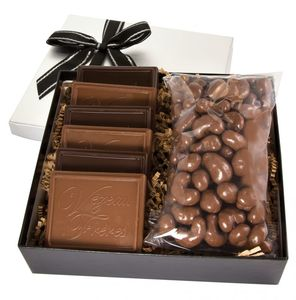 6 Piece Cookie And Confection Gift Box