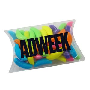 Small Pillow Acetate Box With Assorted Silly Bananas