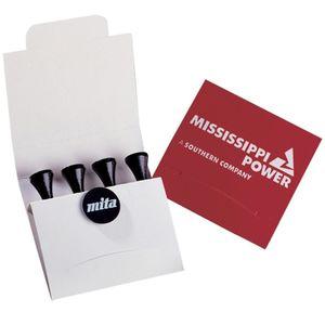 The Ultimate Basic Golf Kit In A Matchbox Holder