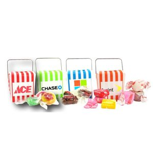 Mini Take Out Containers   Starbursts