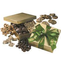 Gift Box With Choc Golf Balls