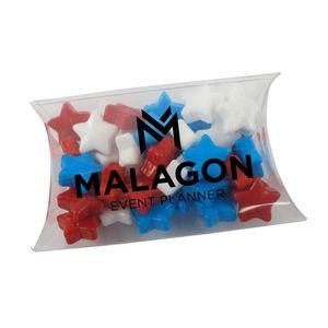 Small Pillow Acetate Box With Starzmania