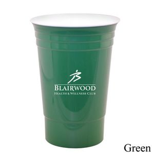 16 Oz Double Wall Party Cup