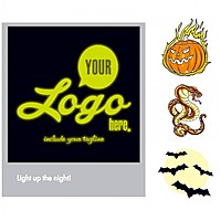 "Custom Glow In The Dark Tattoos 2"" X 2"""