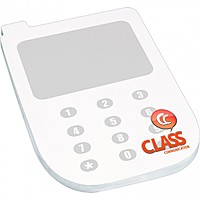 "4"" X 6"" Die Cut Adhesive Notepad   Cell Phone"