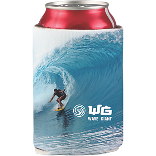 Photo of Full Color Foam Can Cooler