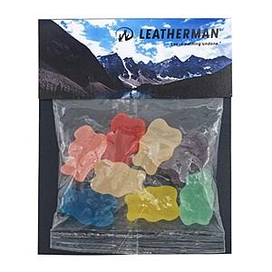 Billboard Bag With Gummy Bears