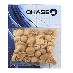 Billboard Bag With Peanuts