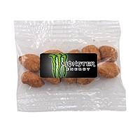 Snack Bag W/ Honey Roasted Peanuts