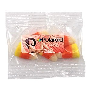 Snack Bag With Candy Corn