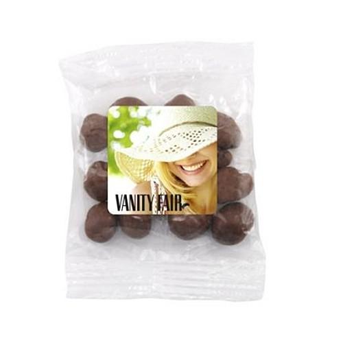 Snack Bag With Choc. Raisins