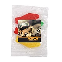 Snack Bag With Swedish Fish