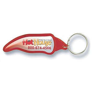 Chili Pepper Keychain