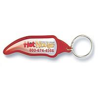 Chili Pepper Keychain