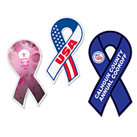 "Awareness Ribbon Car Magnet   3"" X 6"""