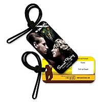 Bag & Luggage Tag   Rectangle   Full Color