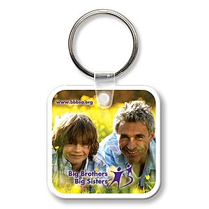 Key Tag   Square W/Rc   Full Color