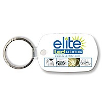Key Tag   Standard Oval   Full Color